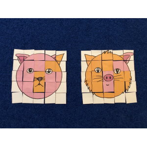 Face-Off + Revenge of the Faces: Grades 4-5